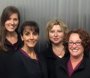 Top-Rated Dentist Berea OH - Dr. Lisa Elias - staff